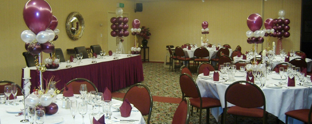 Wedding decorations supplies champers party shop helium balloon decorations auckland 2 junglespirit Image collections