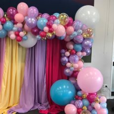 Balloon Arches Champers Party Shop