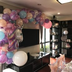 Balloon Decorations Arches And Pillars Auckland Champers Party Shop 02