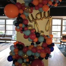 Balloon Decorations Arches And Pillars Auckland Champers Party Shop 03