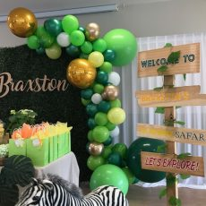 Balloon Decorations Auckland Champers Party Shop 18