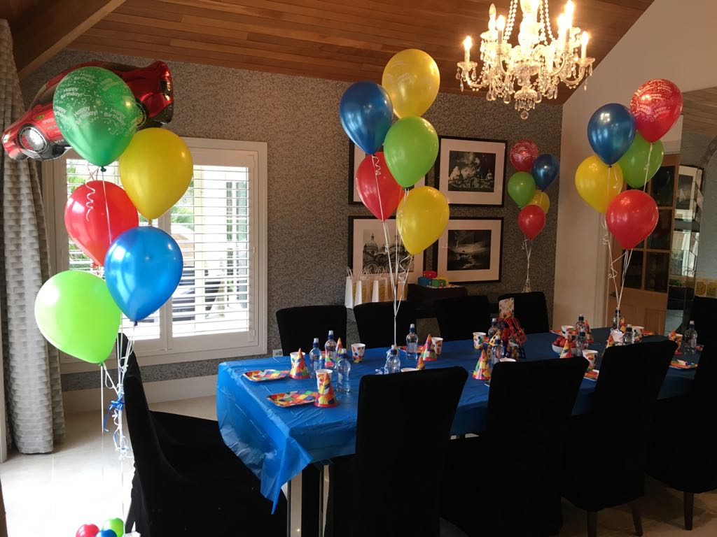 Balloon Decorations / Decorators Auckland | Champers Party ...