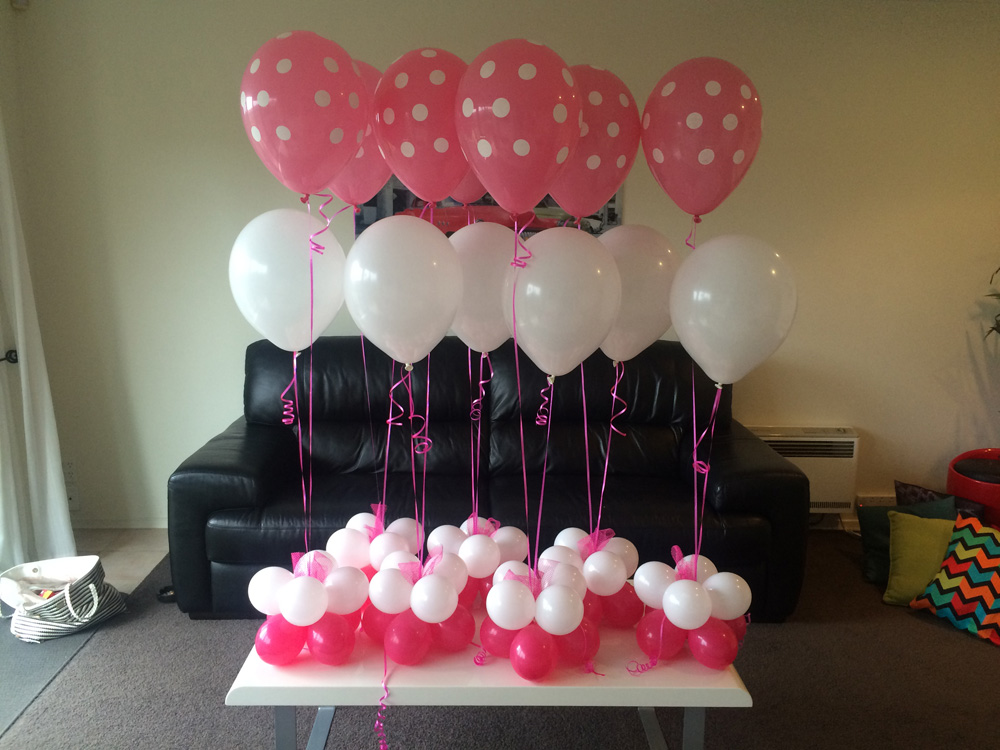 Balloon Decorations Decorators Auckland Champers Party