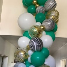 Helium Balloon Garlands Decorations Auckland 02