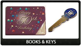 Party Supplies Auckland Books And Keys