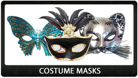 Party Supplies Auckland Costume Masks