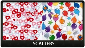Party Supplies Auckland Scatters