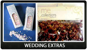 Wedding Extras